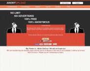 Les Anonymous bossent sur un équivalent de Megaupload, AnonyUpload