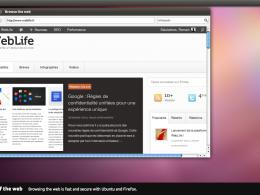 Ubuntu en HTML