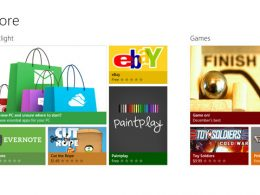Windows Store Apps