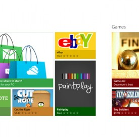 Microsoft lâche des informations sur Windows Store Apps