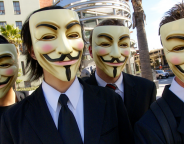 Anonymous : Le bureau de justice US piraté