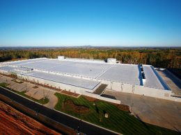 Datacenter Apple dans l'Oregon