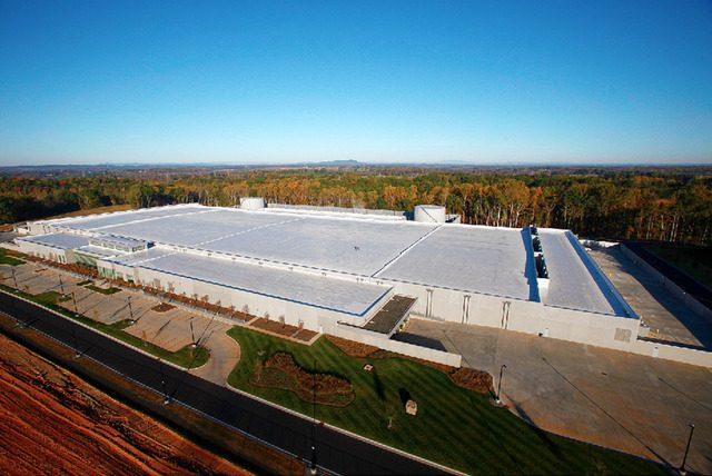 Datacenter Apple dans l'Oregon