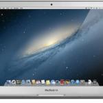 Apple Macbook Air avec Mac OS X Mountain Lion