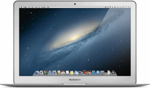 Apple Macbook Air avec Mac OS X Mountain Lion