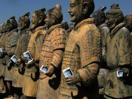 Marché téléphonie en Chine