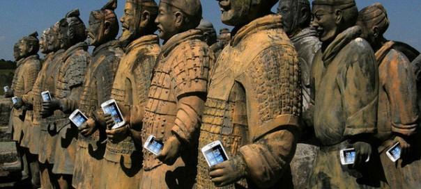 La Chine compte désormais plus de 987 millions d'abonnés téléphoniques