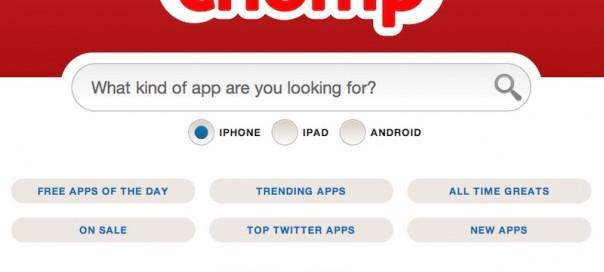 Apple acquiert Chomp, un moteur de recherche d'applications mobile