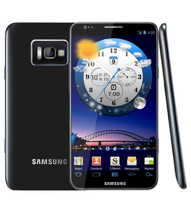 Concept Samsung Galaxy S III