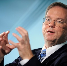 Google : Liquidation de 42% des actions par Eric Schmidt