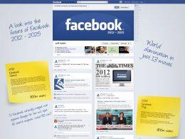 A quoi ressemblera Facebook dans le futur ?