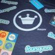 Foursquare : Promotion d'évènements sur les lieux