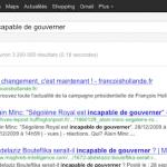 Francois Hollande : Incapable de gouverner