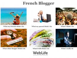 Meme sur les blogueurs français