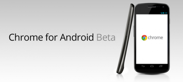 Google Chrome débarque sur Android 4.0