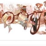 Google : Doodle Charles Dickens