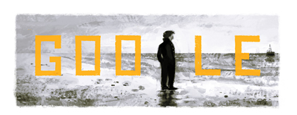Google : Doodle François Truffaut 1