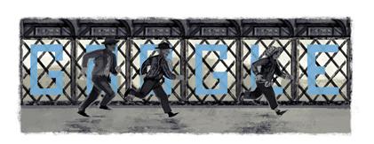 Google : Doodle François Truffaut 2