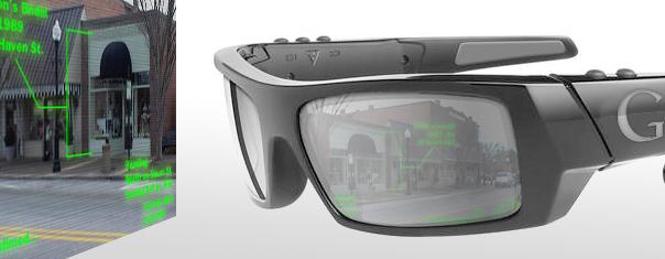 Google sur le point de commercialiser des lunettes intelligentes
