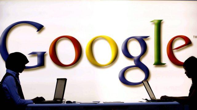 Google : Online privacy