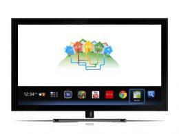 Service Googe TV par la fibre