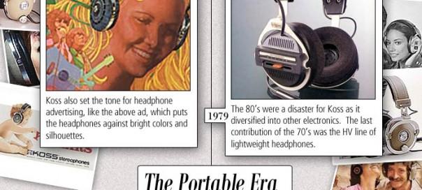 Musique : Histoire des écouteurs & casques audio (1919-2012)