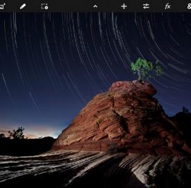 Adobe Photoshop Touch débarque sur iPad