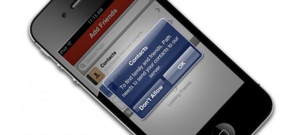 iOS : Apple ajoute les permissions d'accès aux contacts