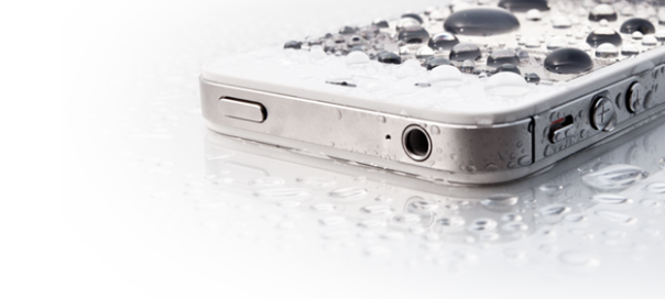 Liquipel : Smartphones étanches avec le traitement de HzO
