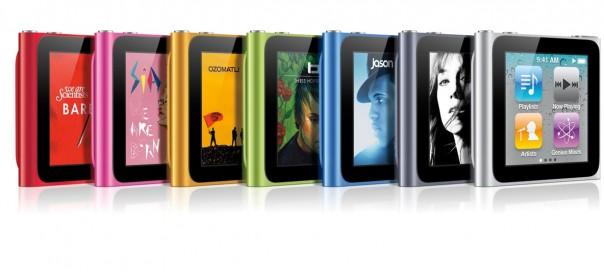 Le prochain iPod Nano sera-t-il équipé d'un appareil photo ?