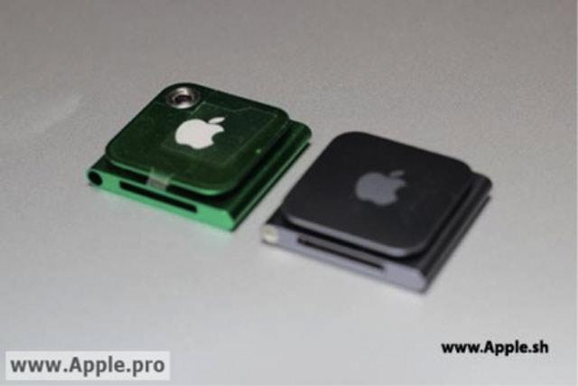 iPod Nano Camera Arrière