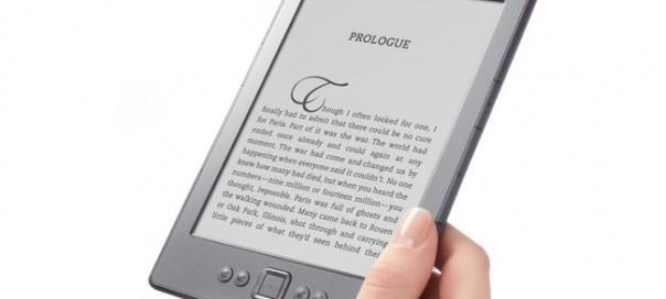 Kindle : Liseuse en couleurs grâce à la technologie Triton (E-Ink)