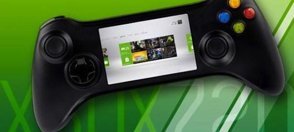 La Xbox 720 pourrait se voir piloter par une manette à écran tactile