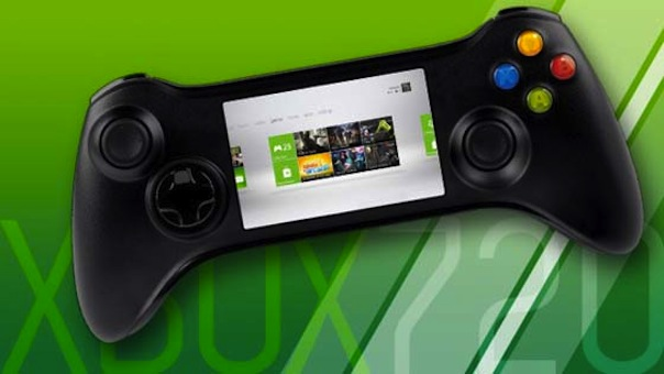 Manette écran tactile pour Xbox 720