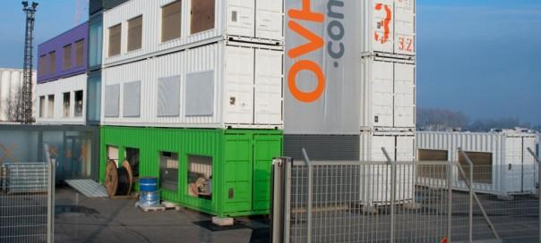 OVH : Ouverture du datacenter de Strasbourg (Alsace)