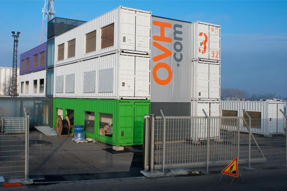 OVH : Datacentre de Strasbourg