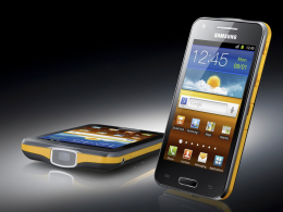 Samsung Galaxy Beam