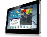 Samsung présente sa nouvelle 10.1 Galaxy Tab 2