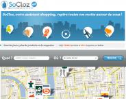 SoCloz, un assistant pre-shopping géolocalisé qui permet de repérer ses envies