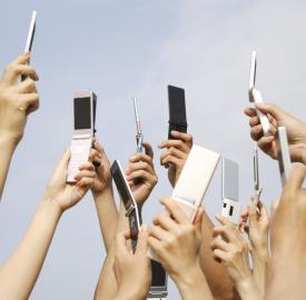 La barre symbolique des 6 milliards d'abonnements mobiles dans le monde a été dépassée !