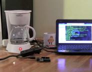 Twitter : La machine à café contrôlée par tweets
