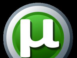 Logo uTorrent