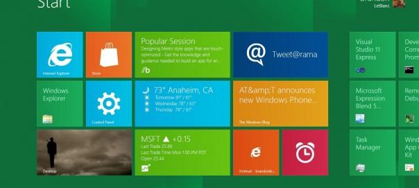 Windows 8 : 1.5 milliards pour promouvoir le nouveau système