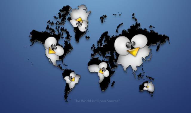 Le monde de l'open source