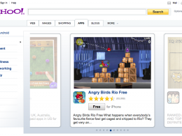 Yahoo ! Apps