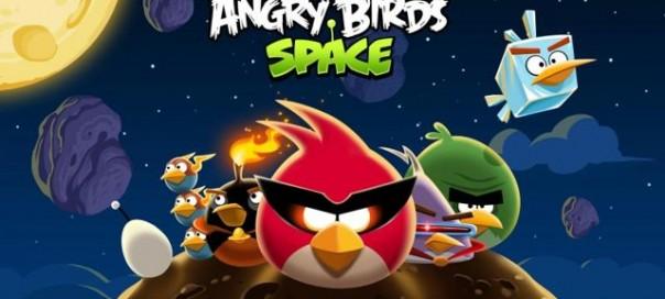 Angry Birds Space : 100 millions de téléchargements