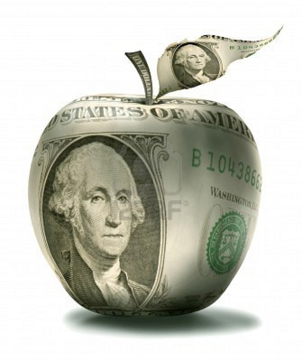 Apple et ses dollars