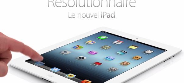 iPad : Seulement 6% sont connectés au réseau cellulaire