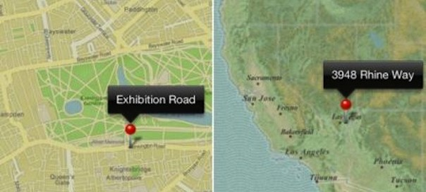 OpenStreetMap : Apple n'utilise plus Google Maps