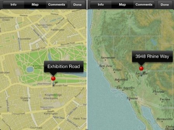 Apple et OpenStreetMap